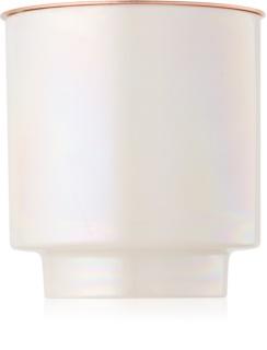 Paddywax Glow Cotton & Teak αρωματικό κερί