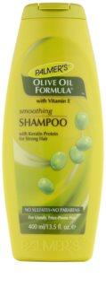 Palmer's Hair Olive Oil Formula shampoo levigante con cheratina