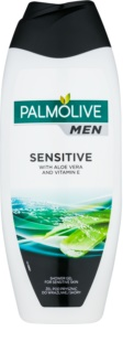 Palmolive Men Sensitive gel de duche para homens