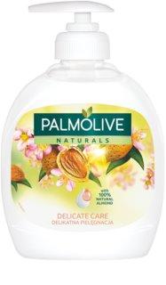 Palmolive Naturals Delicate Care Håndsæbe Med pumpe