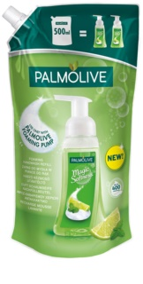 Palmolive Magic Softness Lime & Mint savon moussant pour les mains recharge