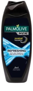 Palmolive Men Refreshing душ-гел за мъже 2 в 1