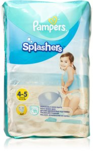 Pampers Splashers 4-5 plenky do vody 9-15 kg