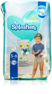 Pampers Splashers 5-6 plenky do vody 14+ kg