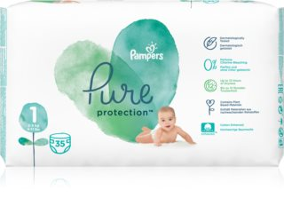 Pampers Pure Protection Size 1 Vauvanvaipat