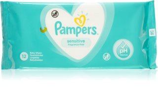 Pampers Sensitive lingettes douces pour bébé pour peaux sensibles
