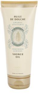 Panier des Sens Almond łagodzący olejek pod prysznic