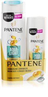 Pantene Aqua Light conditionnement avantageux (pour cheveux normaux à gras)