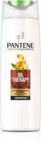 Pantene Oil Therapy Shampoo for Weak and Damaged Hair