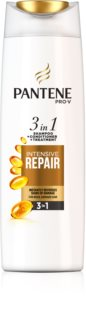 Pantene Intensive Repair Intensive Regenerating Shampoo 3 in 1
