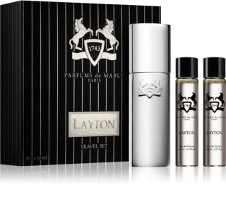 Parfums De Marly Layton Royal Essence Gift Set  Unisex