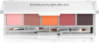 Parisax Professional paleta rtěnek