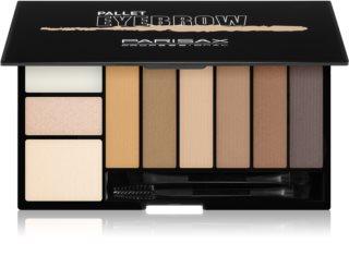 Parisax Professional Palette voor Wenkbrauw Make-up