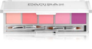 Parisax Professional palette de rouges à lèvres