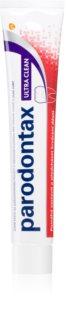Parodontax Ultra Clean creme dental contra sangramento gengival e doenças periodontais