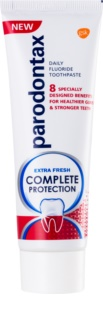 Parodontax Complete Protection Extra Fresh Fluoride Toothpastes For Healthy Teeth And Gums