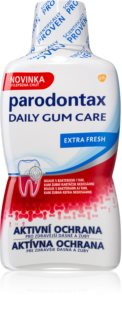 Parodontax Daily Gum Care Extra Fresh bain de bouche pour des dents et gencives saines