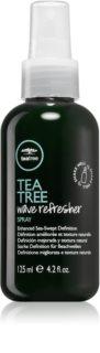 Paul Mitchell Tea Tree Wave Refresher osvěžující sprej pro vlnité a kudrnaté vlasy