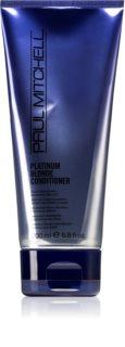 Paul Mitchell Blonde Platinum Blonde hydratační kondicionér pro blond a melírované vlasy