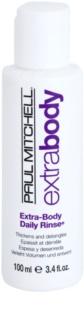 Paul Mitchell ExtraBody objemový kondicionér na každodenné použitie