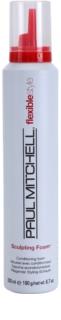 Paul Mitchell Flexiblestyle pěna na vlasy pro flexibilní zpevnění
