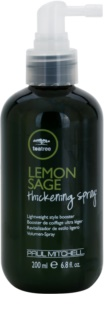 Paul Mitchell Tea Tree Lemon Sage Thickening Spray®  sprej pro objem od kořínků