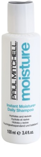 Paul Mitchell Moisture hydratačný šampón pre suché a poškodené vlasy