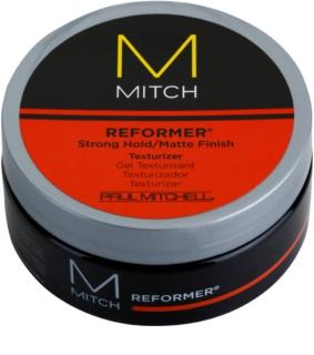 Paul Mitchell Mitch Reformer modelovací hlína pro matný vzhled
