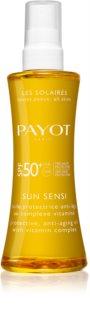 Payot Sun Sensi Sonnenöl für Körper und Haare SPF 50+