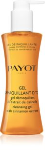 Payot Les Démaquillantes Gel Démaquillant D'Tox почистващ гел  за нормална към смесена кожа