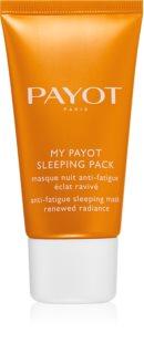 Payot My Payot máscara de noite para pele radiante