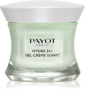 Payot Hydra 24+ feuchtigkeitsspendende und glättende Gel-Creme