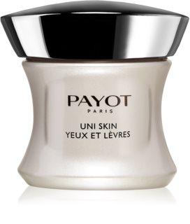 Payot Uni Skin Creme für Augen und Lippen