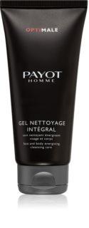 Payot Optimale енергизиращ душ-гел за мъже