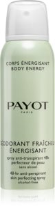 Payot Body Energy Antitranspirant-Spray ohne Alkohol