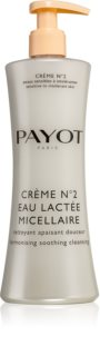 Payot Crème No.2 Micellar Milk Makeup Remover For Sensitive And Intolerant Skin