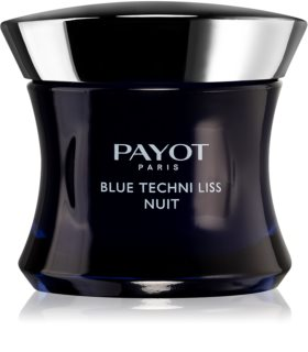 Payot Blue Techni Liss erneuernder Balsam für die Nacht