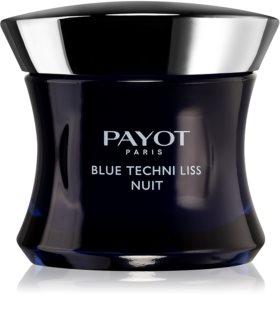 Payot Blue Techni Liss bálsamo de noche reparador