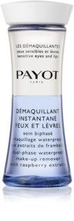 Payot Les Démaquillantes Démaquillant Instantané Yeux двофазний засіб для зняття макіяжу з очей та губ