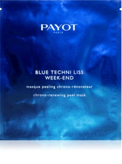 Payot Blue Techni Liss Week-End aufhellende Peeling-Maske