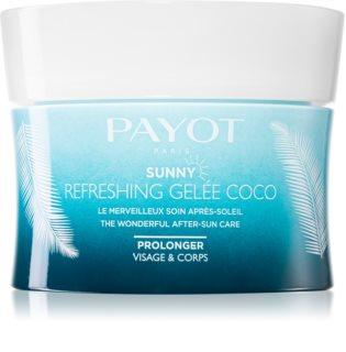 Payot Sunny заспокоюючий гель після засмаги