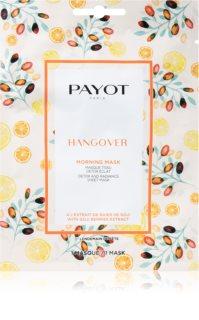 Payot Morning Mask Hangover Aufhellende Tuchmaske für alle Hauttypen