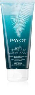 Payot Sunny gel doccia doposole per viso, corpo e capelli