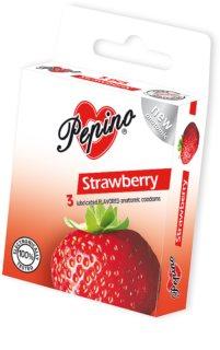 Pepino Strawberry kondomy