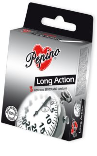 Pepino Long Action condoms