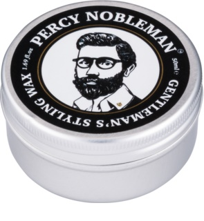 Percy Nobleman Hair Styling Wax for Hair and Beards