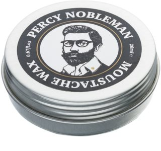 Percy Nobleman Beard Care Mustaschvax