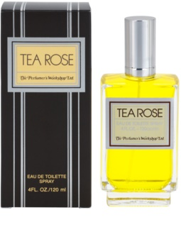Perfumer's Workshop Tea Rose eau de toilette da donna