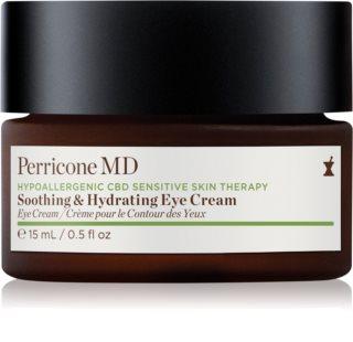 Perricone MD Hypoallergenic  CBD Sensitive Skin Therapy crema calmanta pentru ochi