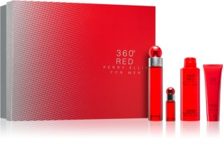 Perry Ellis 360° Red Gift Set IV. for Men